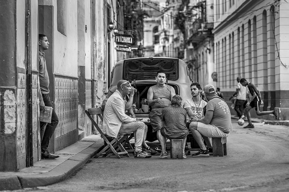 Alltag in Cuba