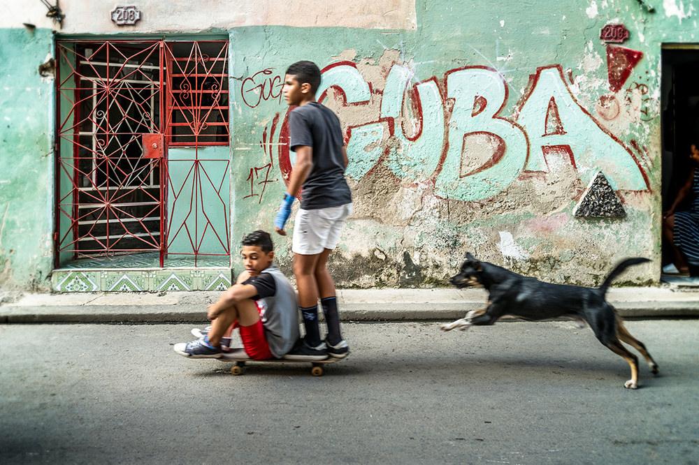 Kinder in Cuba