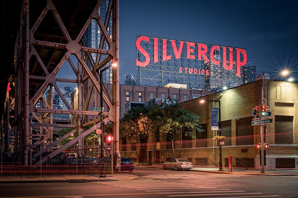 Silvercup Studios New York